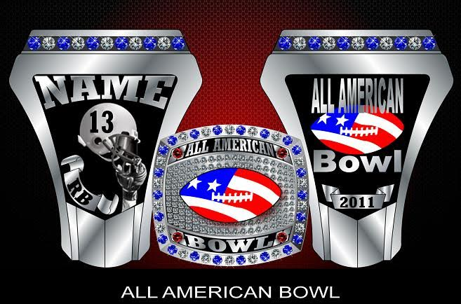 all american bowl ring