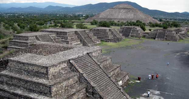 Ruins Mex
