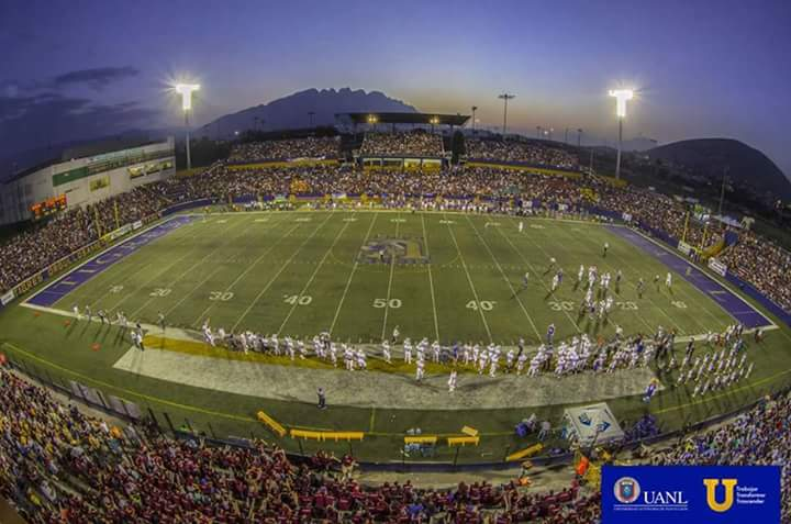 stadium in monterrey
